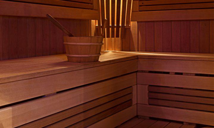 sauna bahar aqua resort